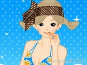 Play Beach Dress up