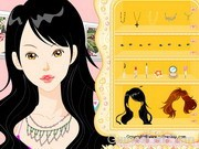 Play Girl Dressup Makeover 4