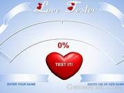 online love tester game
