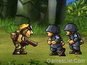 Play Metal Slug Rampage 4