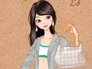 Play Shopping Girl 3 Dress Up