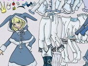 Alice in Wonderland Dress Up