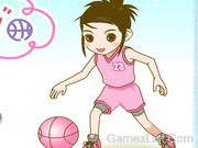 Basketballer Girl