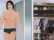 Peppy' s Brandon Routh Dress Up