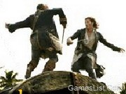 Pirates of the Caribbean - Dead Man's Chest Fighting