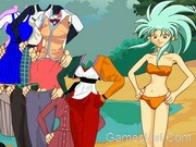 Ryoko Dress Up