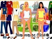 Homecoming Dressup Game