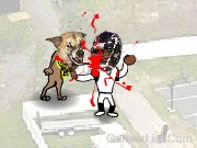 Michael Vick Dog Fight Game