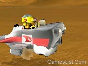 Play Nuts & Scrap Desert Race