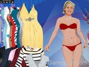 Peppy's Ellen Degeneres Dress Up