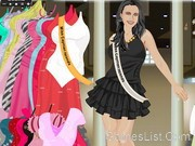 Rebecca Parchment  Miss Cayman 2007 Dress Up