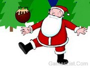 Play Santa Keepy Uppy