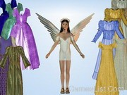 Play Angel Dress Up