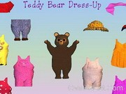Play Teddy Bear Dress Up