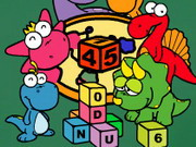 Play DinoKids - Math