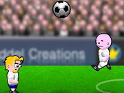 Play Head Action Soccer