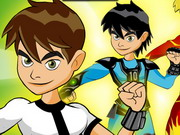Play Ben 10 Dress Up