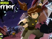 Play Ben 10 Samurai Warrior