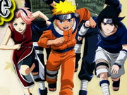 Play Magic Puzzle - Naruto