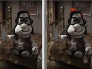 Play Mary and Max - Spot the Difference