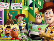 Play Toy Story 3 Marbelous Missions