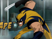 Play Xmen Wolverine Escape