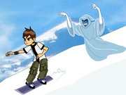Play Ben 10 and the ghost