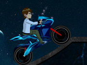 Play Ben 10 Moto Ride 2
