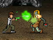 Play Ben 10 Vs Zombies