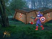 Amerika Kapitány - Rémálom - Akció és lövöldözős játékok