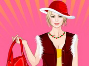 Play Christmas Shopping Dressup