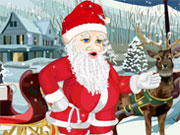 Play Christmas with Santa