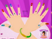 Play Fashion Nails Saloon