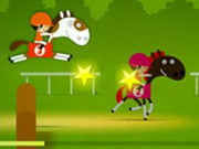Play Horsey Races