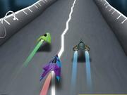 لعبة سباق طائرات سريعة