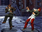 Play Kof Fighting
