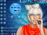 Lady Gaga Celebrity Makeover