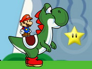 Play Mario and Yoshi Adventure