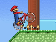 Play Mario BMX Ultimate
