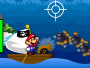 Play Mario Sea War