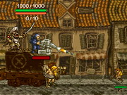 Play Metal Slug Crazy Defense