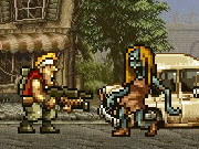 Play Metal Slug Zombie Rampage
