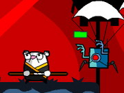 Play Ninja Hamsters vs Robots