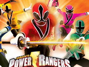 Play Saban's Power Rangers Samurai