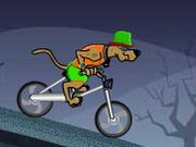 Scooby Doo biciklivel