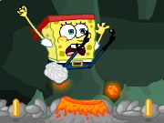 Play Spongebob Dangerous Cave