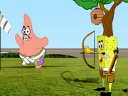 Play Spongebob super archer