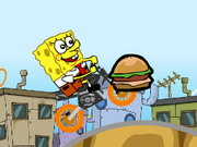 Play Spongebob Super Bike