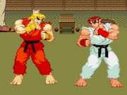 Play Street Fighter LoA 1/3