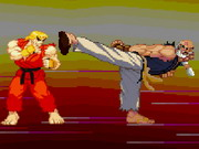 Play Street Fighter LoA 2/3